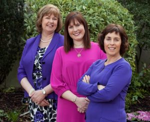 ACORNS Lead Entrepreneurs, Anne Reilly (Paycheck Plus), Caroline McEnery (The HR Suite) and Anne Cusack (Critical Healthcare)